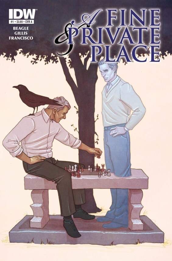 IDW - A Fine And Private Place by Peter S. Beagle