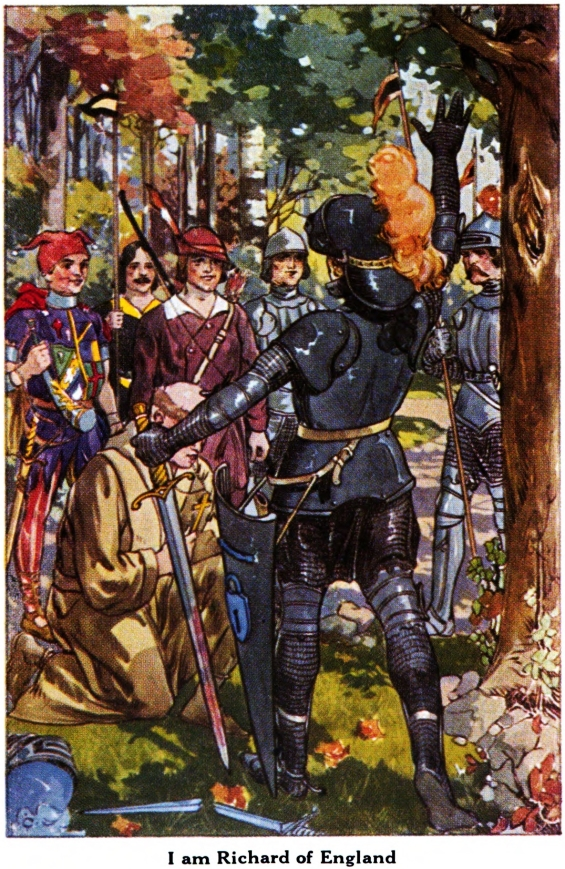 Ivanhoe illustrated by Clarence Leonard Cole (1914)