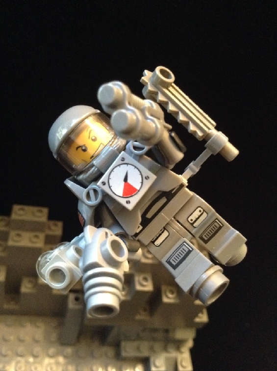 LEGO Starship Troopers