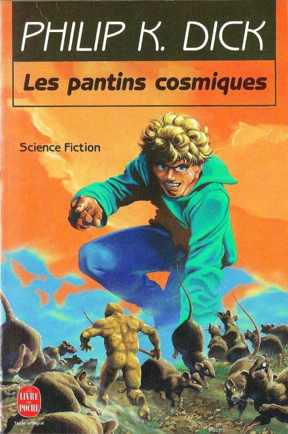Les Pantins Cosmiques by Philip K. Dick