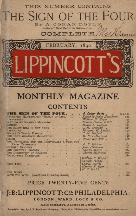 LipincottsMonthlyMagazineFebruary1890565