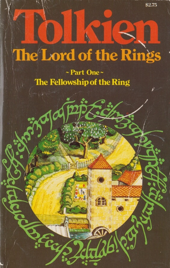 MAGNUM - The Fellowship Of The Ring by J.R.R. Tolkien