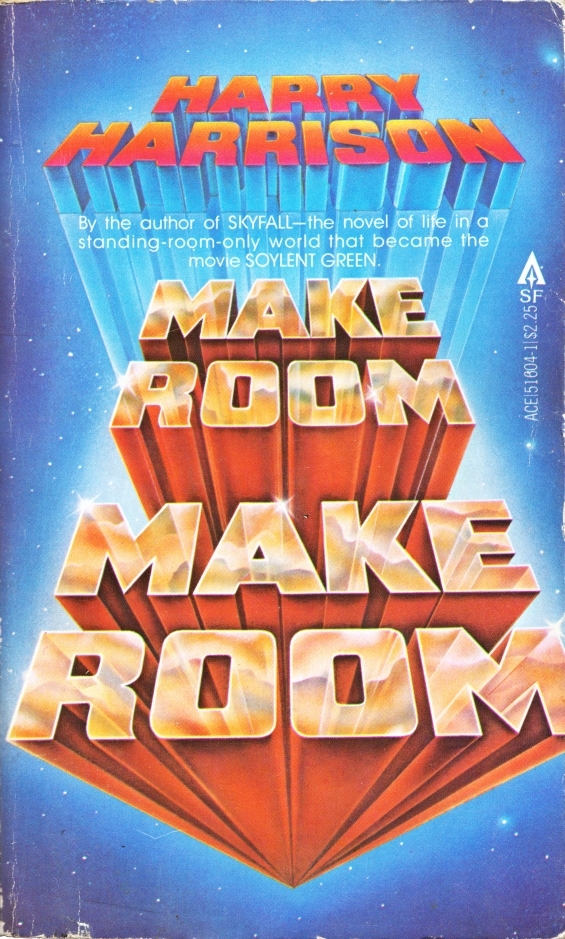 Make Room Make Room by Harry Harrison