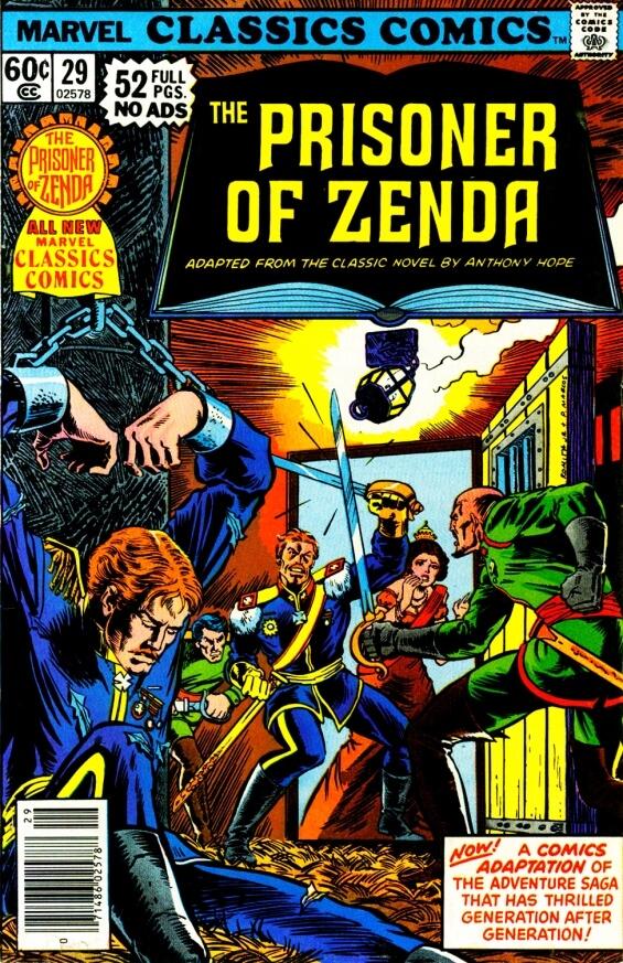 Marvel Classic Comics, 29