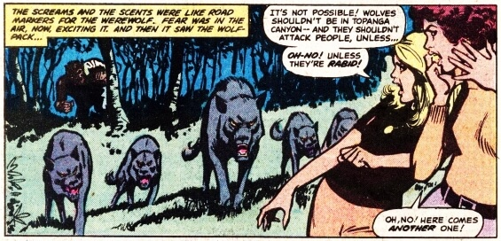 Marvel Premiere, 59, Werewolf By Night
