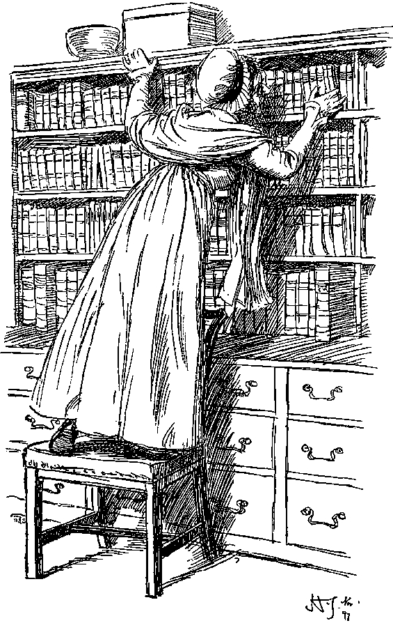 Northanger Abbey illustrated by Hugh Thomson