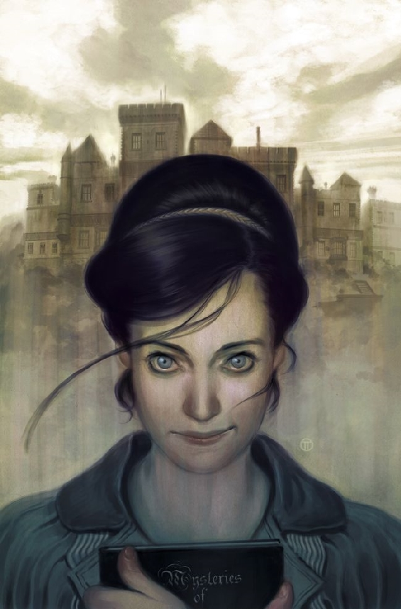 Northanger Abbey - Marvel Comics Adaptation