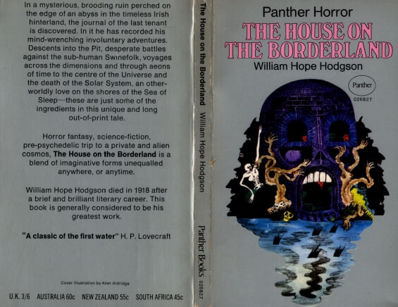 PANTHER - The House On The Borderland by William Hope Hodgson