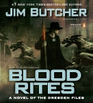 PENGUIN AUDIO - Blood Rites by Jim Butcher