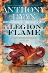 PENGUIN AUDIO - The Legion Of Flame by Anthony Ryan