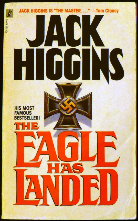 POCKET BOOKS - The Eagle Has Landed by Jack Higgins