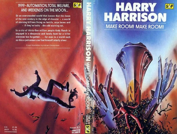 Penguin - Make Room Make Room by Harry Harrison
