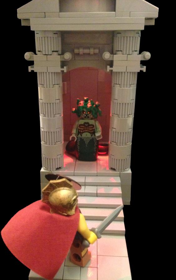 Perseus and the Gorgon (Medusa)