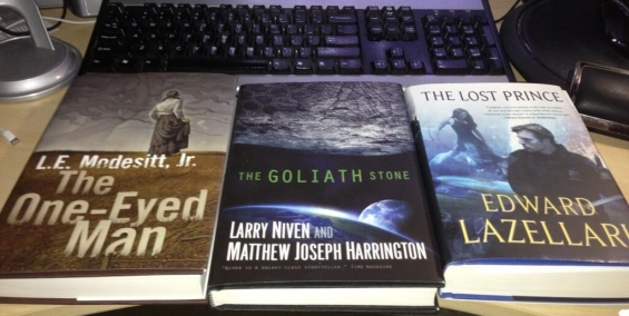 Recent Arrivals from Tor Books