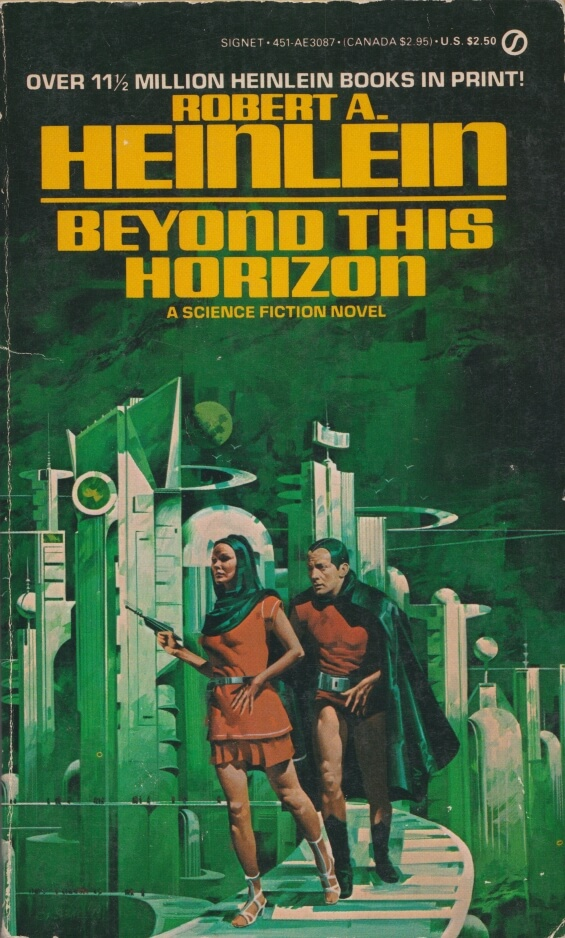 SIGNET - Beyond This Horizon by Robert A. Heinlein