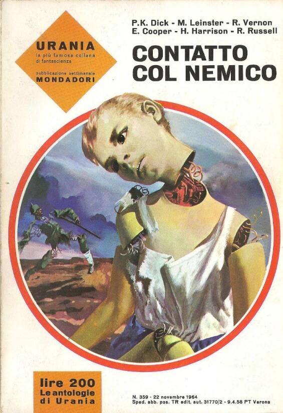 Second Variety by Philip K. Dick - Urania #359