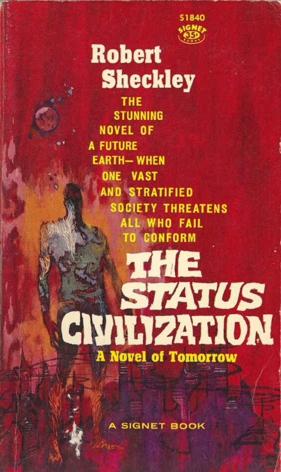 Signet - The Status Civilization by Robert Sheckley