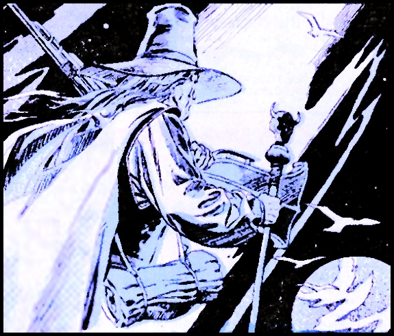 Solomon Kane's Home-Coming