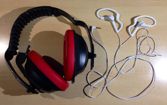 Sony MDR-AS200 Headphones and earmuffs