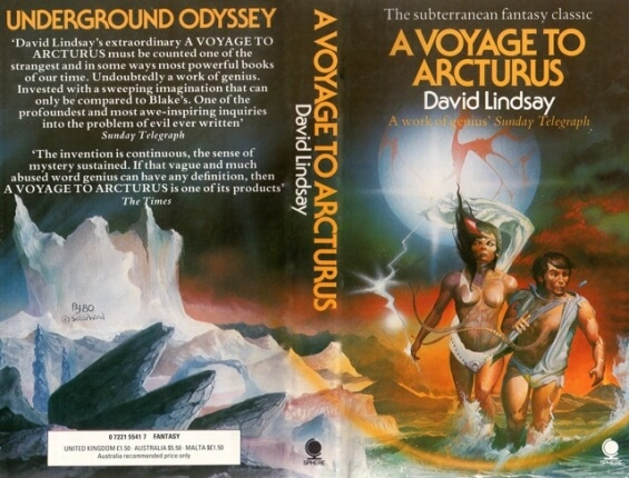 Sphere - A Voyage To Arcturus by David Lindsay