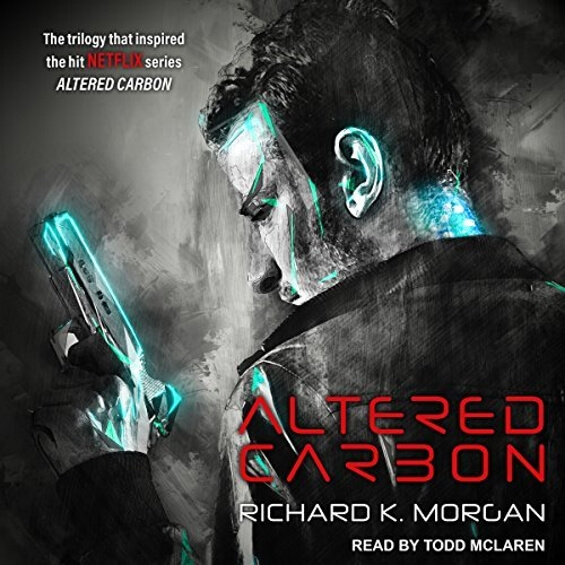 TANTOR - Altered Carbon by Richard K. Morgan