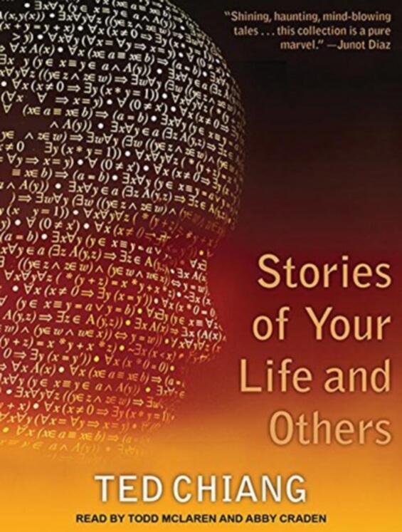 TANTOR MEDIA - Stories Of Your Life by Ted Chiang