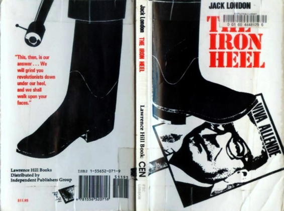 The Iron Heel by Jack London (Viva Allende)