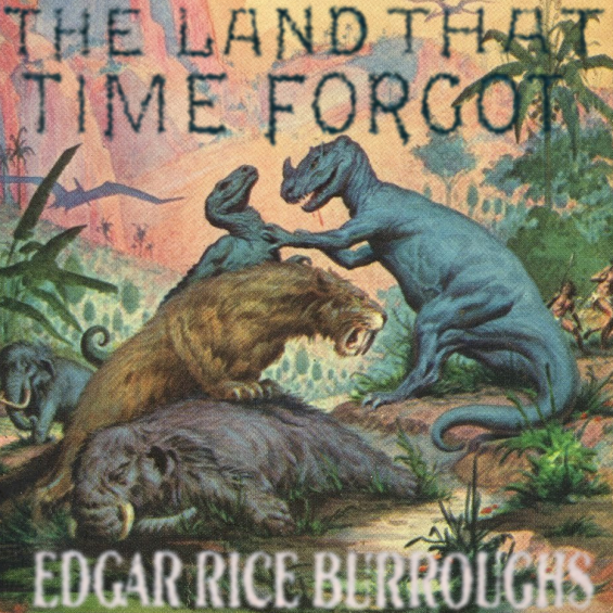 The Land That Time Forgot (ACE Books)