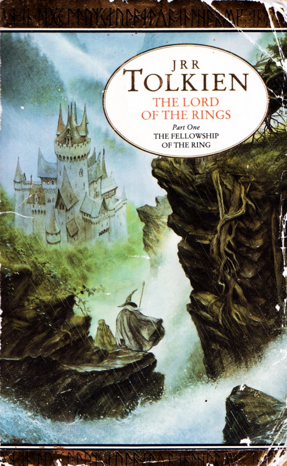 The Lord Of The Rings - The Fellowship Of The Ring by J.R.R. Tolkien - Illustration by John Howe