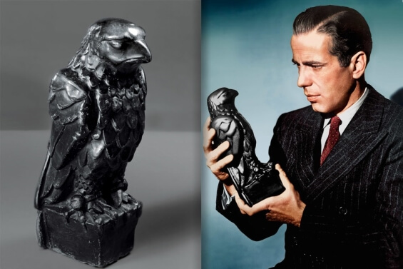 The Maltese Falcon and Humphrey Bogart