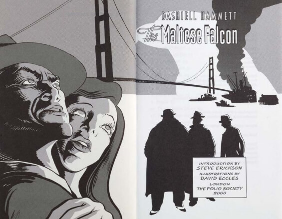 The Maltese Falcon (Folio Society)