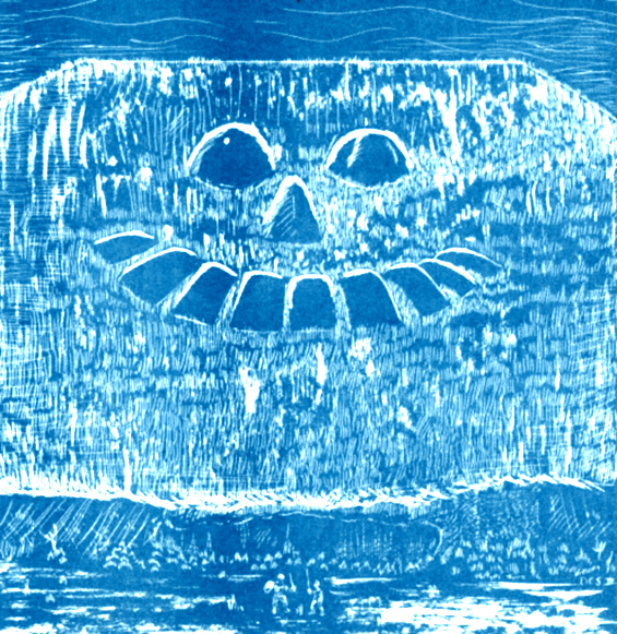 The Mound Of The Grinning Skull