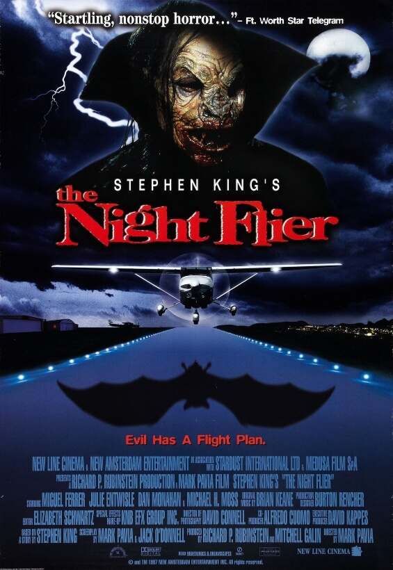 Stephen King's The Night Flier (1997)