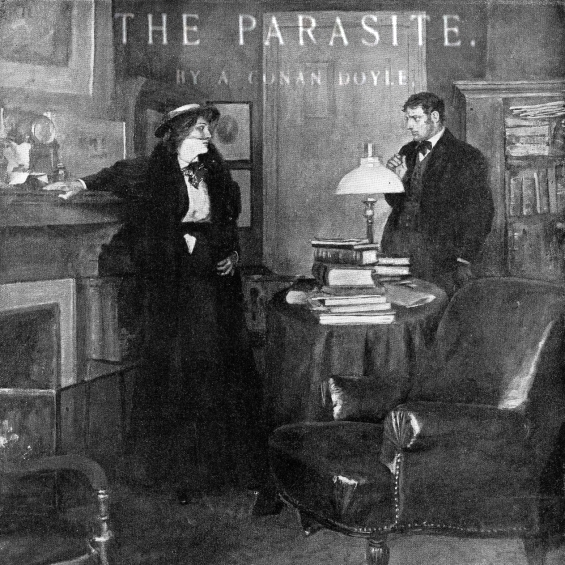 The Parasite by Sir Arthur Conan Doyle