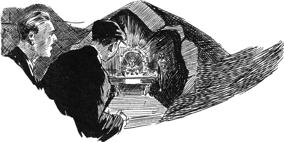 The Rats In The Walls - illustration by William F. Heitman