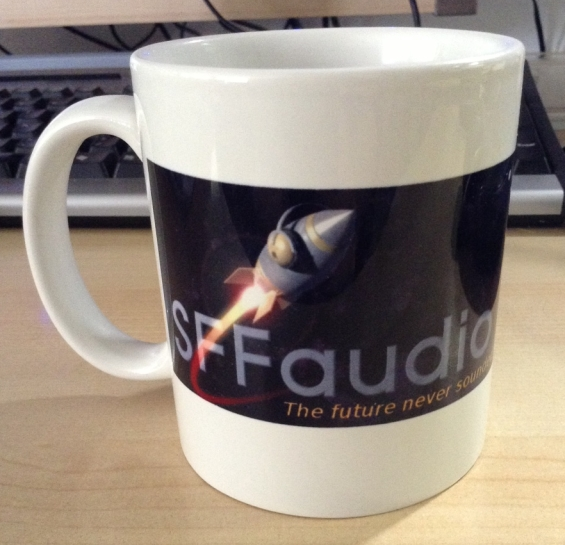 The SFFaudio Mug!