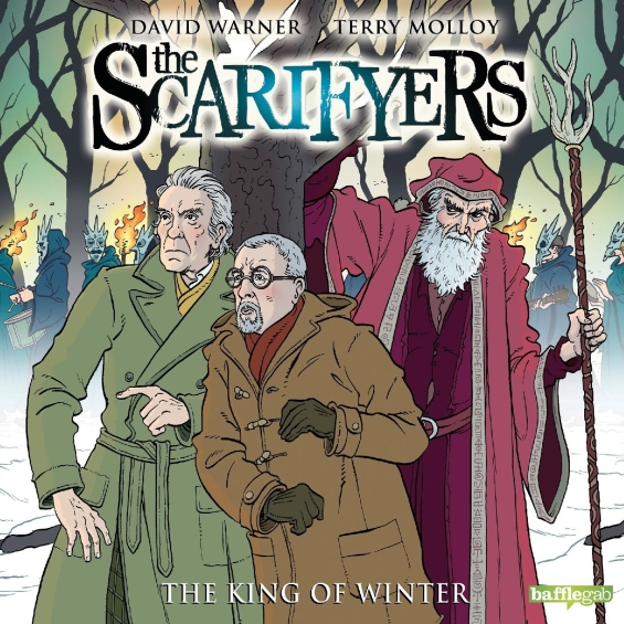 The Scarifyers 9 The King Of Winter