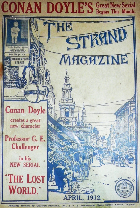 The Strand Magazine, April 1912