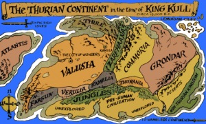 The Thurian Continent