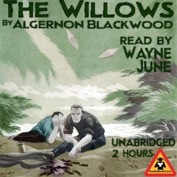 The Willows by Algernon Blackwood - read by Wayne June