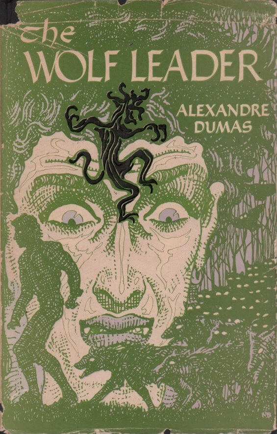 The Wolf-Leader by Alexandre Dumas