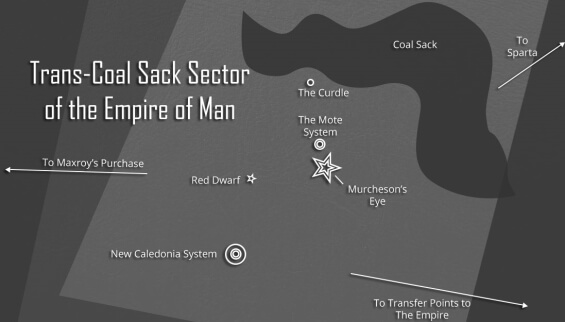 Trans-Coal Sack Sector Of The Empire Of Man