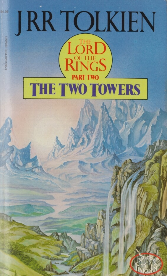 UNICORN - The Two Towers by J.R.R. Tolkien