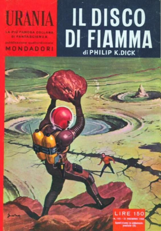 Urania #193 - Il Disco Di Fiamma bi Philip K. Dick