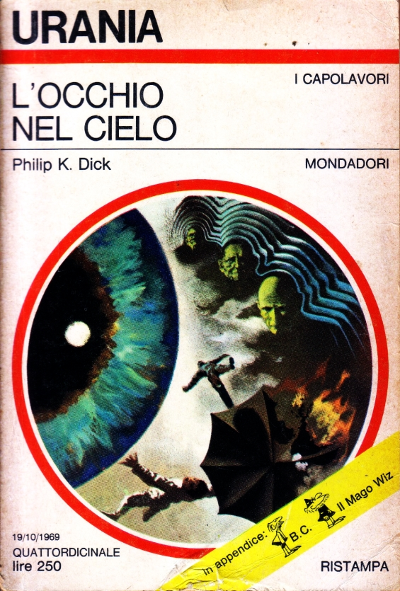 Urania - Eye In The Sky by Philip K. Dick (ITALIAN)