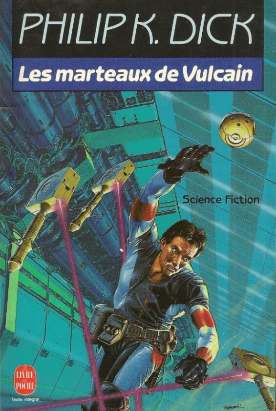 Vulcan's Hammer by Philip K. Dick - FRENCH