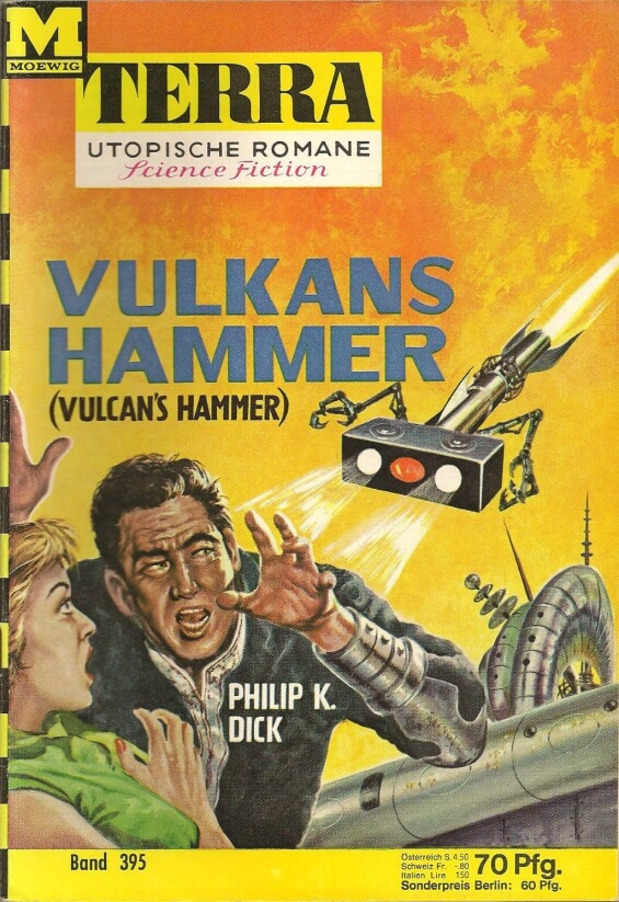 Vulcan's Hammer by Philip K. Dick - German