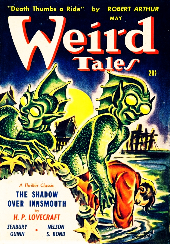 Weird Tales, May 1942 (Canadian edition)