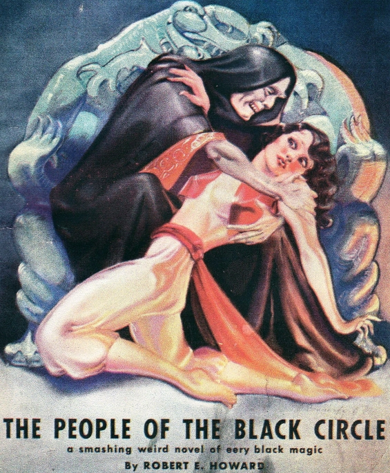 Weird Tales, September 1934