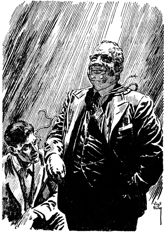 All We Marsmen illustrated by Virgil Finlay
